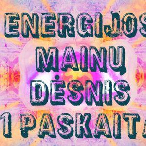 Energijos mainų dėsnis 1 Dalis (Klaipeda 2017.08.31)