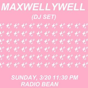Maxwellywell - Live at Radio Bean 03.20.16