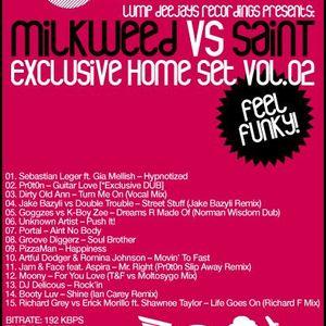 MilkWeed vs. SainT - Feel Funky! [2007]