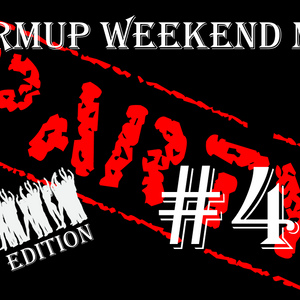 DJ X-Fate - WarmUp Weekend Party Mix #4 (HandsUp, Dance, Harddance Edition)