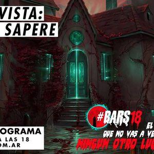 Hablamos con Pablo Sapere, programador del Festival Buenos Aires Rojos Sangre #FAN214