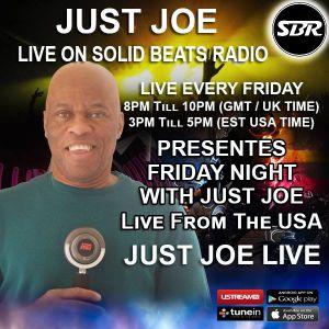 Just Joe Presents Friday Night Live On SBR 20 - 04 - 18