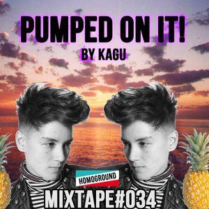 [#054] Pumped on it! by Kagu