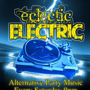 Dj Gregz McCann presents: Eclectic Electric Extra in Auntie Annies Fri 23rd Sept 2011 part 2