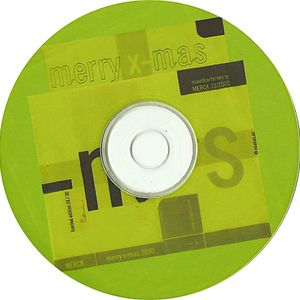 My memories: DJ Merck - merry-x-mas 2000 limited edition 12-30-2000