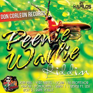 Peenie Wallie Riddim Mix (Juin 2012) - Selecta Fazah K.