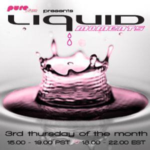 Nicolas Agudelo -  Liquid Moments 018 pt.4 [Mar 17th, 2011] on Pure.FM