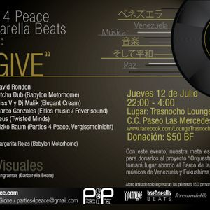 PARTIES 4 PEACE SPECIAL MIX