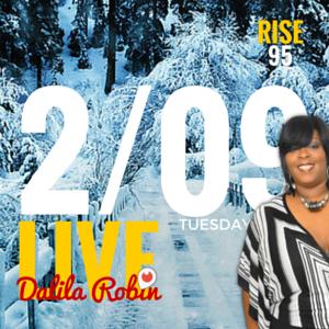 The Dalila Robin Morning Show 16-0209