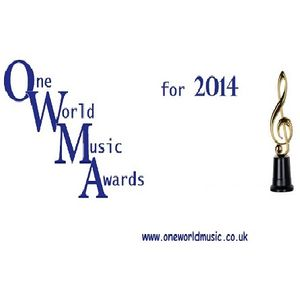 The One World Music Awards Show for 2014