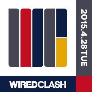 Ken Ishii Live at WIRED CLASH, Tokyo - April 2015