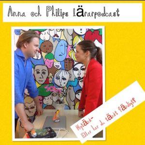 Avsnitt 7 Skolavslutningsavsnittet där Anna och Philip intervjuar varandra