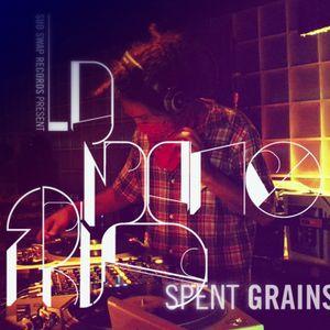 La Mano Fria - Spent Grains