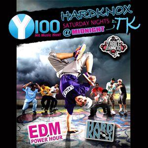 Y100/100.1FM HARDKNOX POWERHOUR WITH DJ TK FEB 6TH