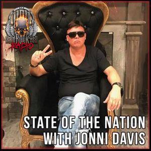 Hard Rock Hell Radio -  Jonni Davis' State of the Nation - January 28th 2019