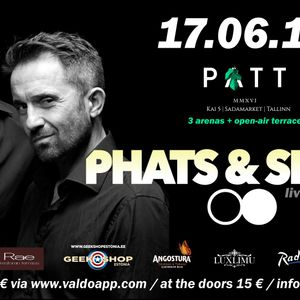 Martin Grey - Live @ Club PATT Terrace (17.06.17)