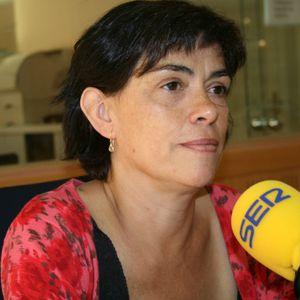 La Candidata d'ERC Blanca Palmada