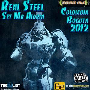 Set Mr Aioria - Real Steel