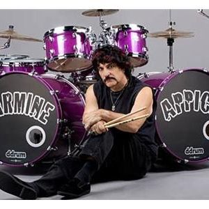 Iconic Rock Drummer Carmine Appice