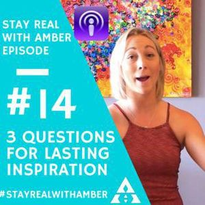 Why Your Motivation Is Running Out Episode #14 Stay Real With Amber