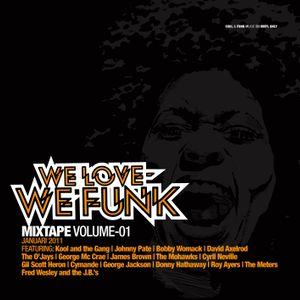 weLOVEweFUNK mixtape vol.1