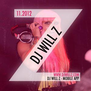 DJ WILL Z - Z - 11.2012