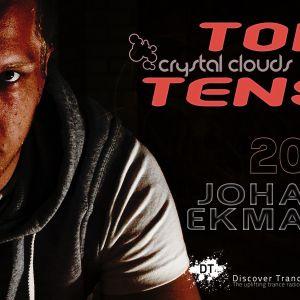 Johan Ekman - Crystal Clouds Top Tens 207