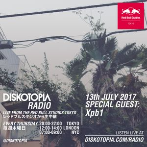 Diskotopia Radio 13th July 2017 w/ Xpb1