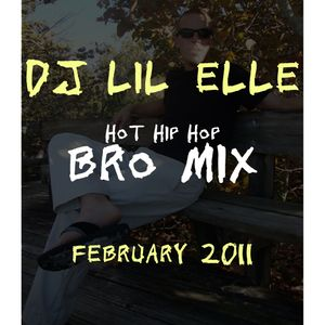 DJ Lil' Elle - Hot Hip Hop 'Bro Mix'