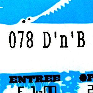 CSPR @ 078 D'n'B Bibelot (25.08.12)