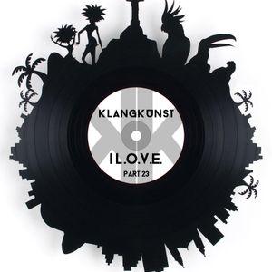 KlangKunst - I L.O.V.E. Part 23 >> 14.03.2014