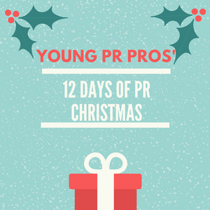 Episode #115: The 12 PR Days of Christmas