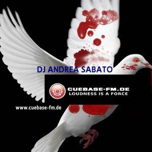 Dj Andrea Sabato on radio CUEBASE-FM.DE 15.02.13