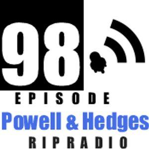 Episode 98 Cozy Powell & Michael Hedges