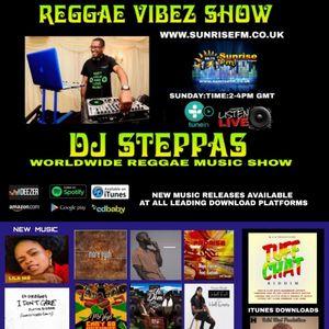 DJ Steppas - Reggae Vibez Show (7-7-19)