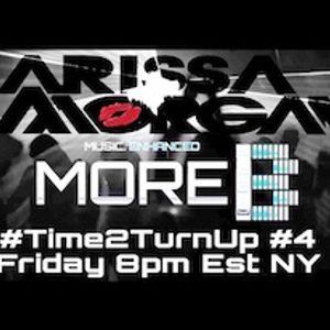 #Time2TurnUp #4 w/ Larissa Morgan