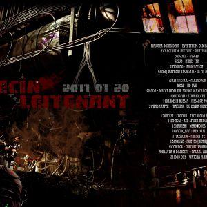 Recin' - Leitenanat