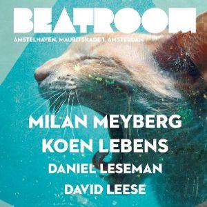David Leese live @ Beatroom, Amstelhaven - Amsterdam (13-10-2012)