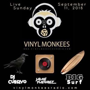 vmr 9-11-16 feat. DJ Cuervo, Jamie Narvaez, and from Las Vegas Big Surf
