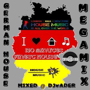 German Club House Megamix 2016 - Vol 3 (Mixed @ DJvADER)
