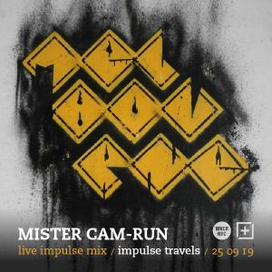 MISTER CAM-RUN live impulse mix. 25 september 2019 | whcr 90.3fm | traklife.com