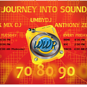 JOURNEY INTO SOUND-ep.#22 by Anthony Zella