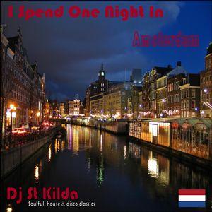 Dj St Kilda - I Spend One Night To Amsterdam