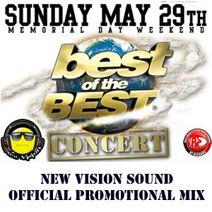 New Vision Sound - Best Of The Best Promo Mix 2k11
