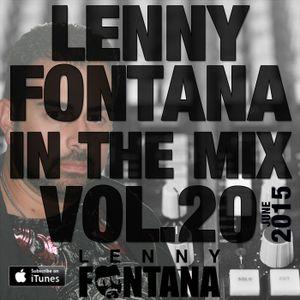 VOL 20 Lenny Fontana In The Mix 06 2015