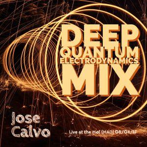 Deep Quantum Electrodynamics Mix