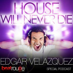 Podcast 19 (August 2012) - Dj Edgar Velazquez
