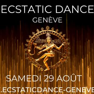 Ecstatic Dance Geneva - August 2020