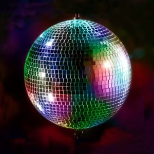 Back To The Mirrorball