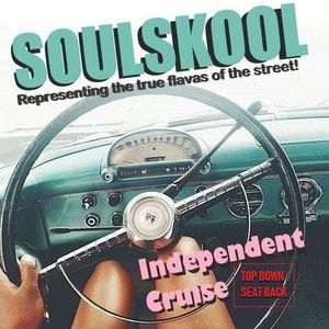 INDEPENDENT CRUISE- TOP DOWN, SEAT BACK MIX.  Features; Nicey Blues, Adeline, Miguel, Sowell.....